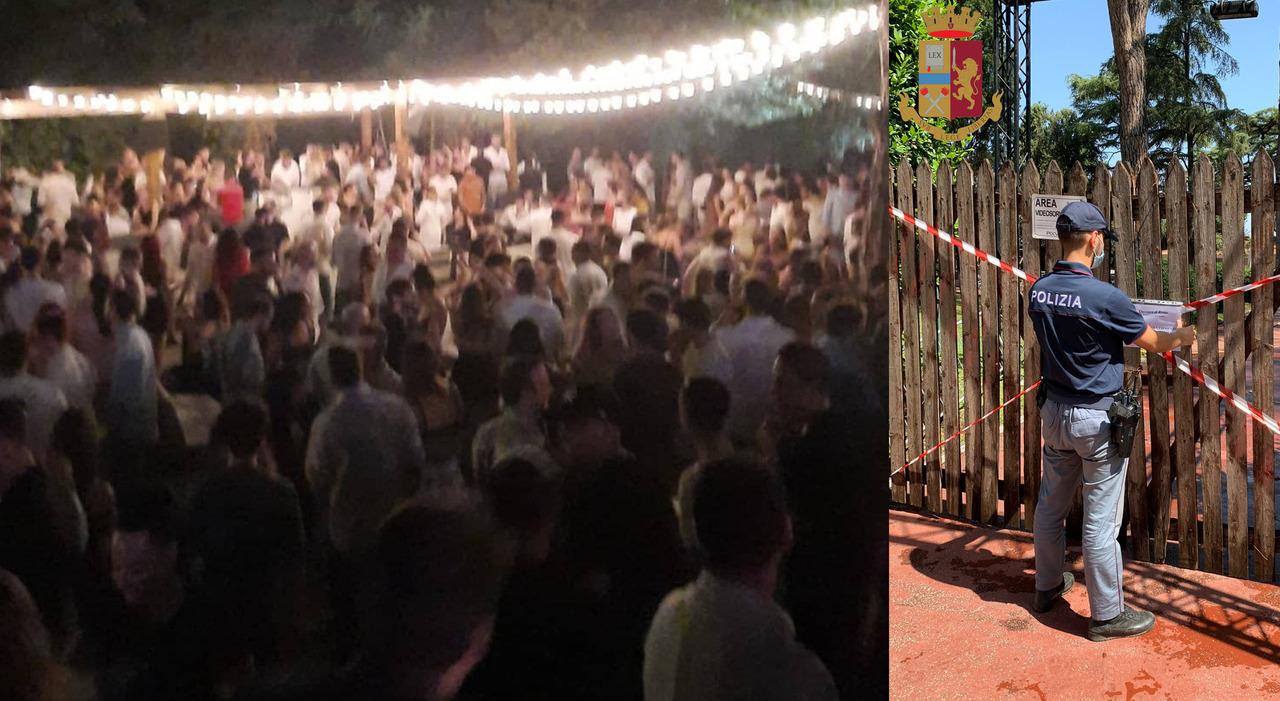 Movida a Roma, balli abusivi e alcol ai minorenni. Chiusi i locali Social Park dell'Eur, Alibi e Ground Zero Club