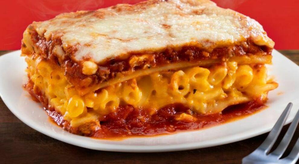 Lasagna Mac & cheese: l'ultima profazione della cucina italiana firmata Usa