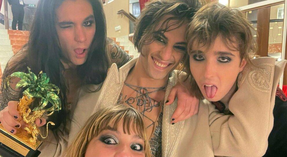 Vasco Rossi batte Chiara Ferragni, così i social hanno incoronato i Maneskin
