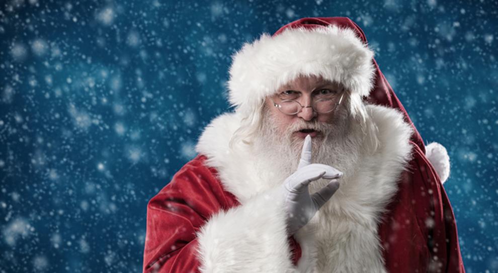 Il Babbo Natale.La Maestra Dice Ai Bambini Babbo Natale Non Esiste Licenziata Dalla Scuola