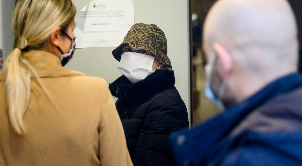 Giuliana Grego Bolli in tribunale
