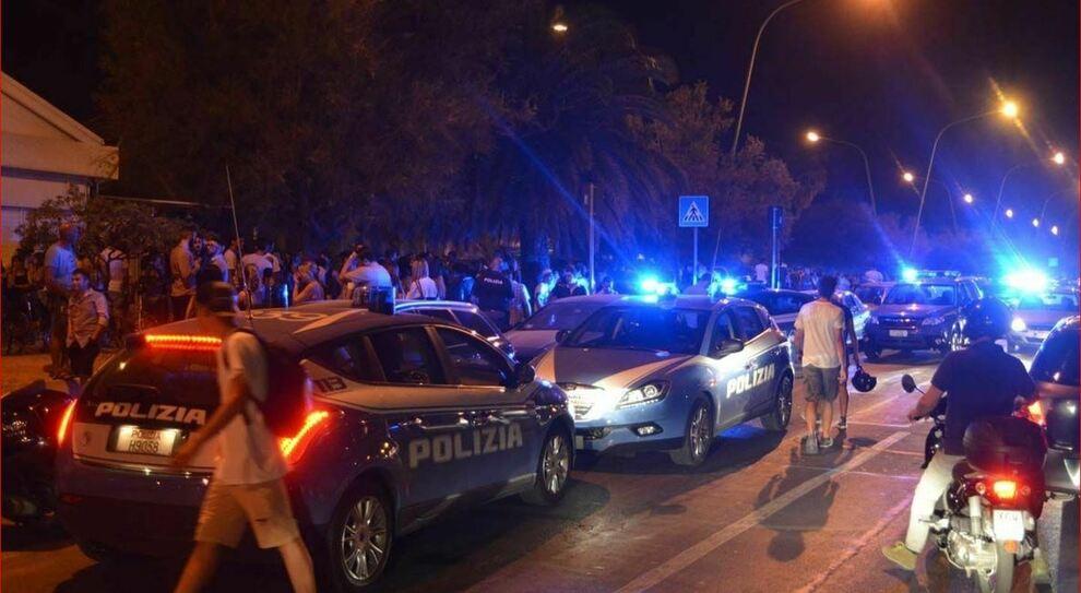 Alba Adriatica, ragazzi feriti durante la movida: scattano tre denunce