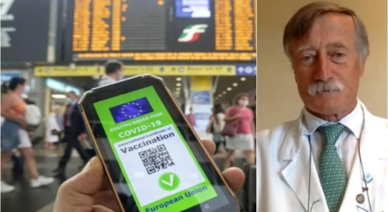 Green pass, Andreoni (Tor Vergata): «Un diritto per chi ha un vaccino riconosciuto»
