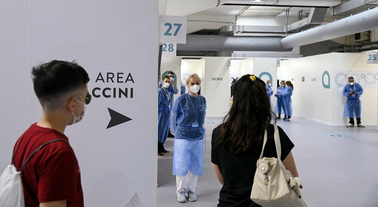 Lazio, vaccini ai ragazzi dal 18 luglio: tornano gli Open day