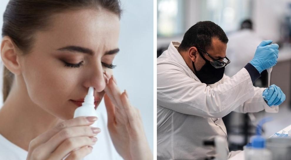 Covid, spray nasale negli Usa. «Efficace sulle varianti e per chi non è vaccinato»
