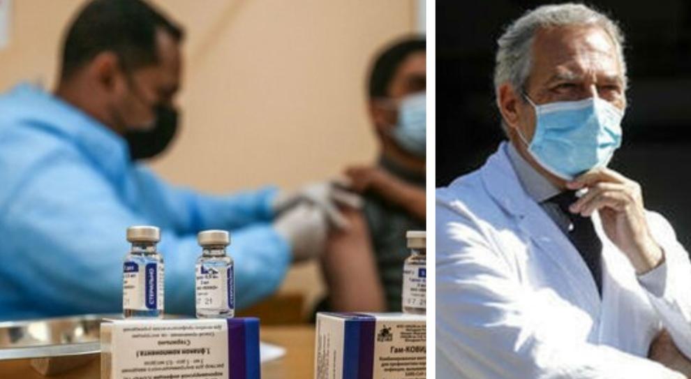 Vaccini, oggi il test con altri vaccini dopo prima dose AstraZeneca allo Spallanzani