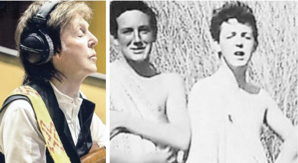 McCartney paga 30 sterline la coperta presa in prestito quando aveva sedici anni