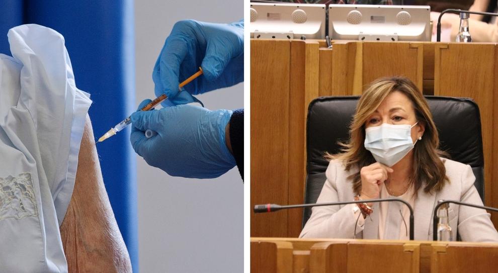 Covid, Umbria in ginocchio per ricoveri e contagi. La presidente Tesei: «La variante brasiliana è il nuovo mostro»