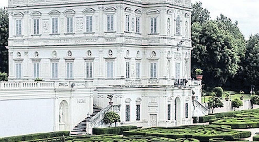 Il Casino del Bel Respiro a Villa Pamphilj
