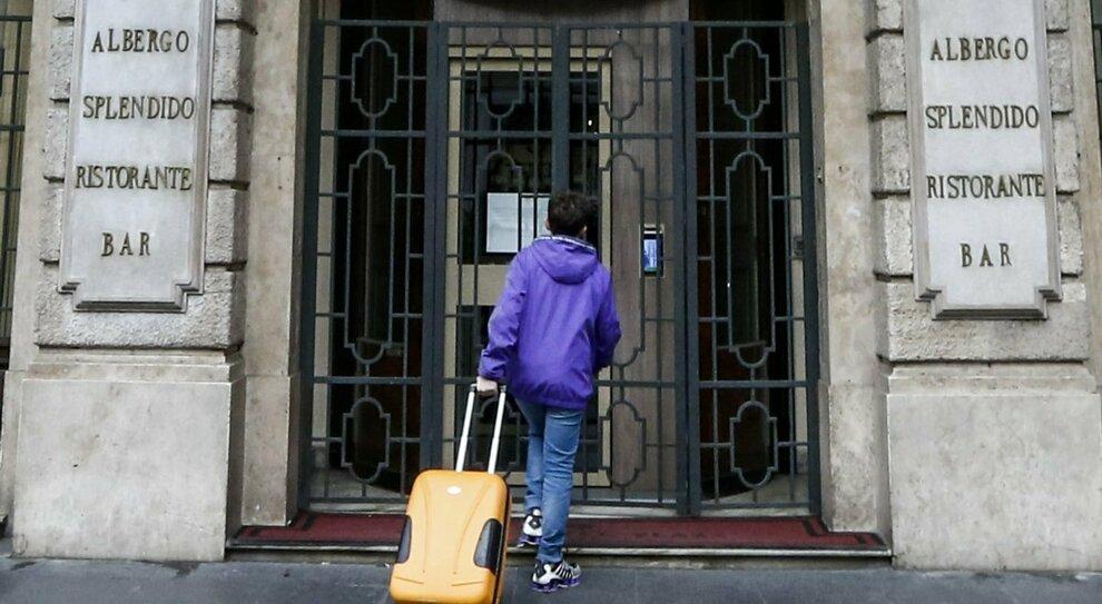 Hotel, ripartenza flop a Roma. In mille ancora chiusi: «Non ci sono turisti»