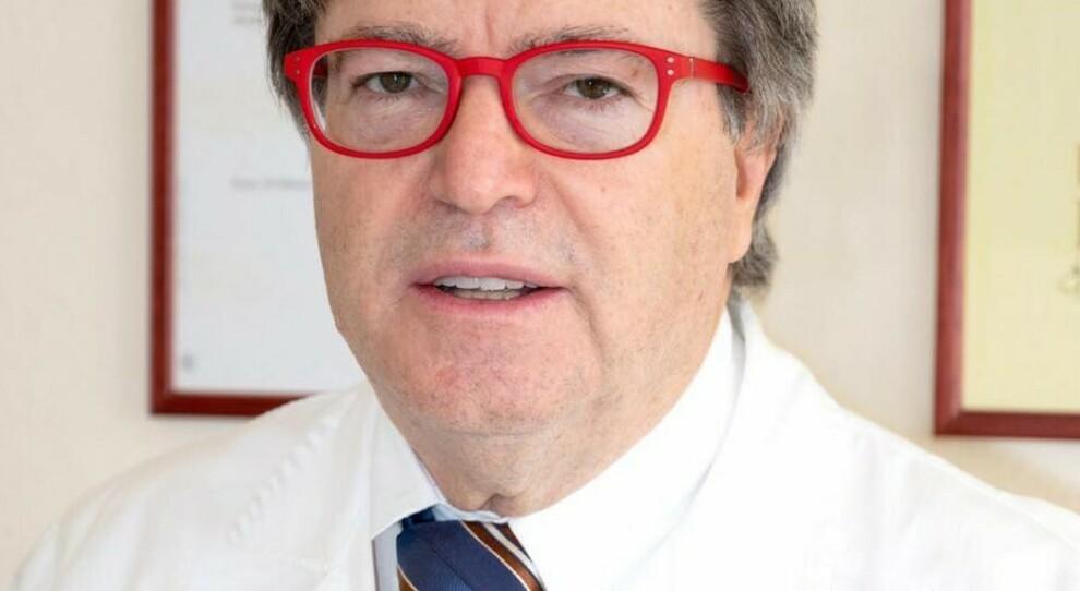 Mariano Amici, medico negazionista
