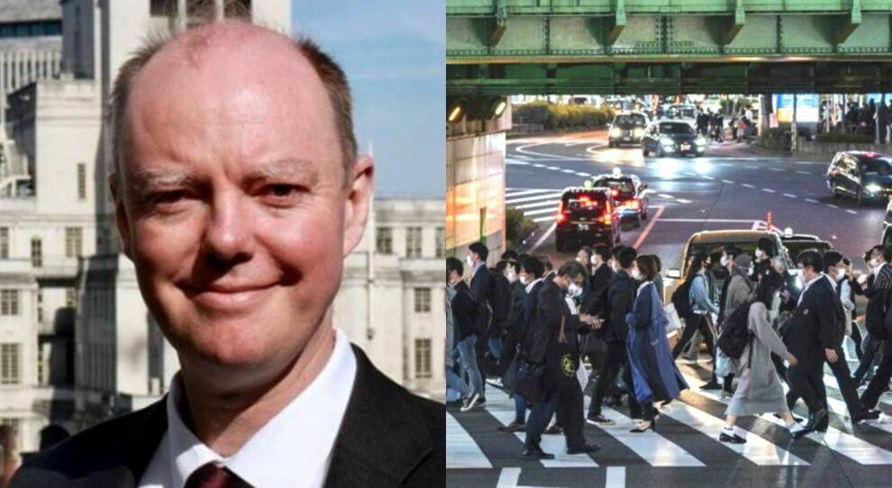 Covid, capo dei medici inglesi Chris Whitty: «Misure necessarie per altri due anni, poi il virus tornerà ogni anno»