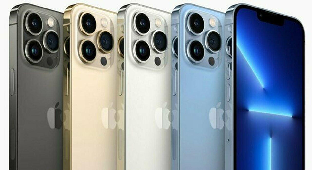 Apple, iPhone 13, iPad e Watch Series 7: Cupertino cala il tris