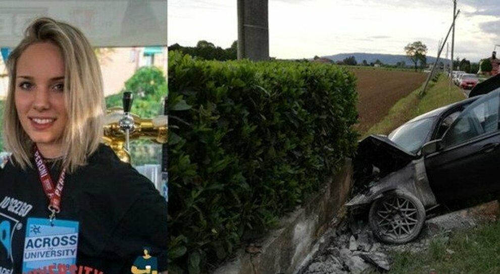 L'incidente a Camisano e la vittima, Claudia Cherobin
