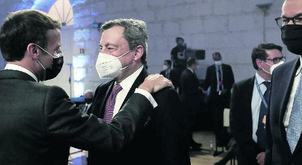 Draghi, scossa sul lavoro: «Donne e giovani indietro, è l'Europa delle disparità»