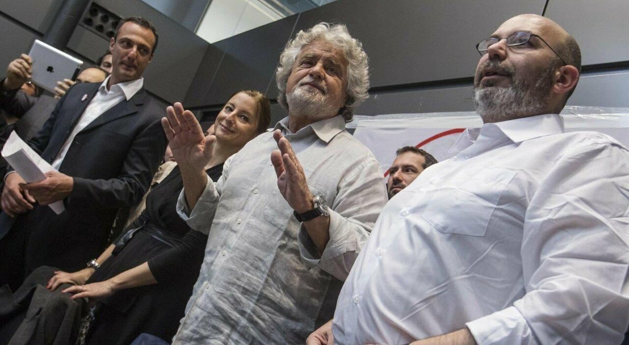 La sfida di Crimi a Grillo: «Si vota, non su Rousseau». E Beppe: c è un Opa ostile