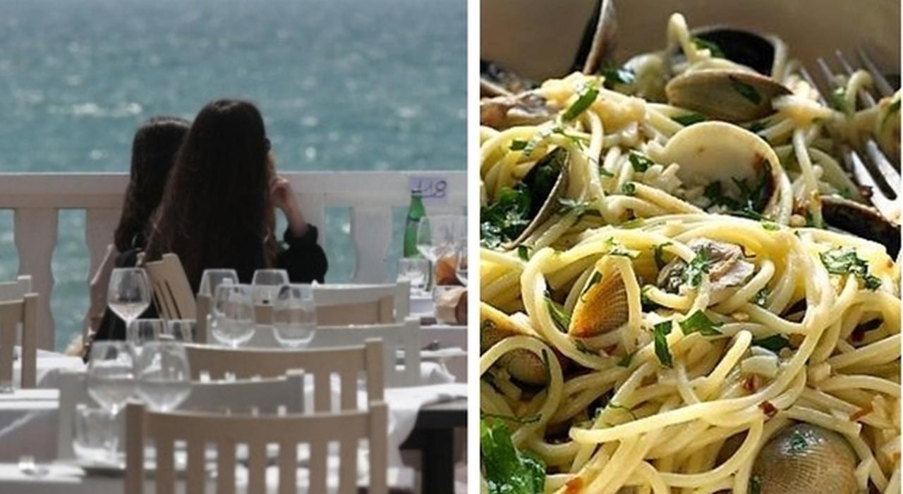 Spaghetti alle vongole con il rosmarino: turisti tentano di aggredire il cuoco a Porto Recanati