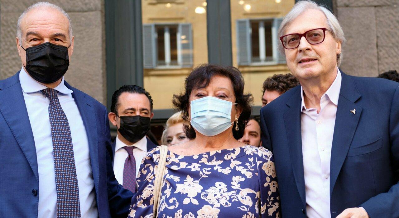 Michetti-Matone-Sgarbi: così il centrodestra vuole riconquistare Roma