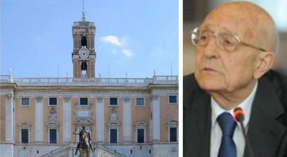Candidato sindaco di Roma, Cassese: «No a inesperti, la Capitale esce da una guerra»