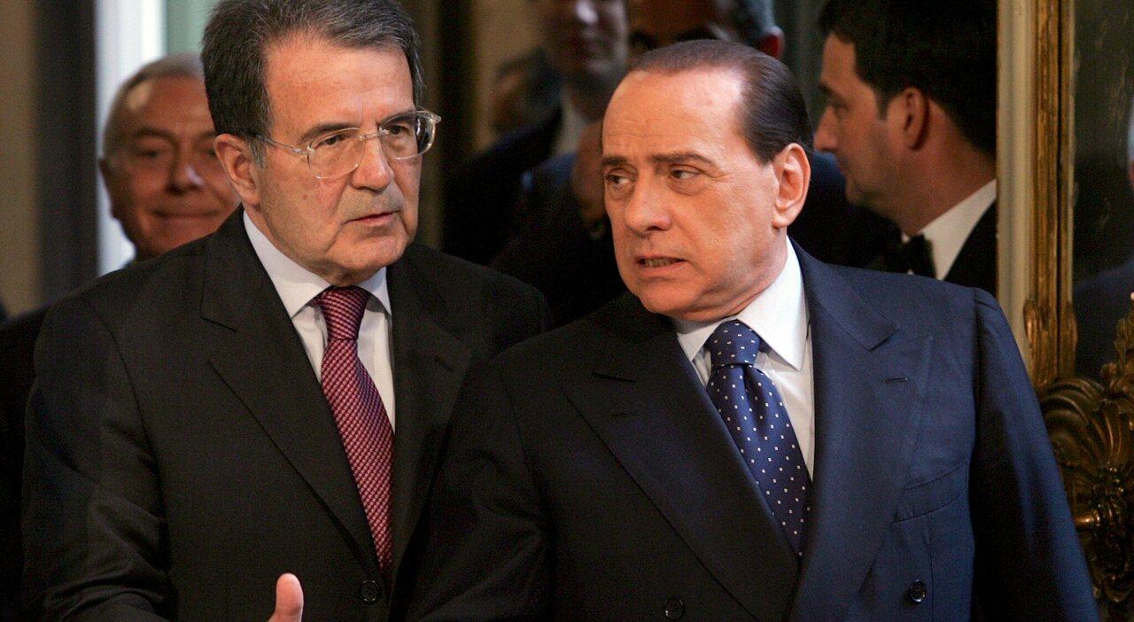 Prodi, il nuovo libro e il rapporto con Berlusconi: due carissimi nemici riuniti dalla saggezza