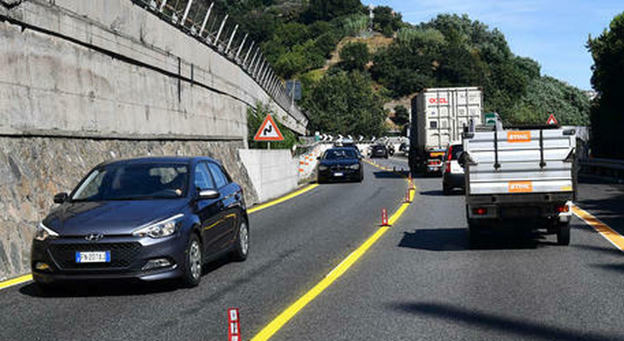 Autostrade rimborsa i ritardi a causa dei cantieri: per ottenerli basta un'app