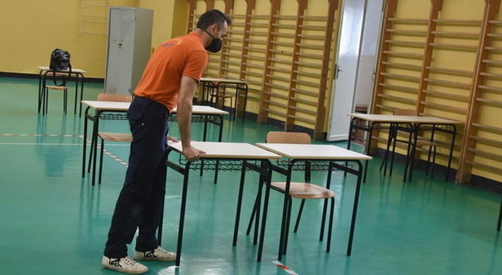 Caos nelle scuole romane in prospettiva della riapertura