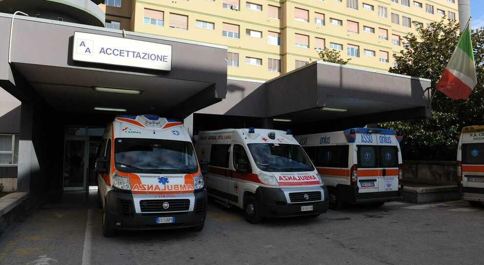 Coronavirus, emergenza Pescara: all'ospedale metà ricoverati di tutto l'Abruzzo