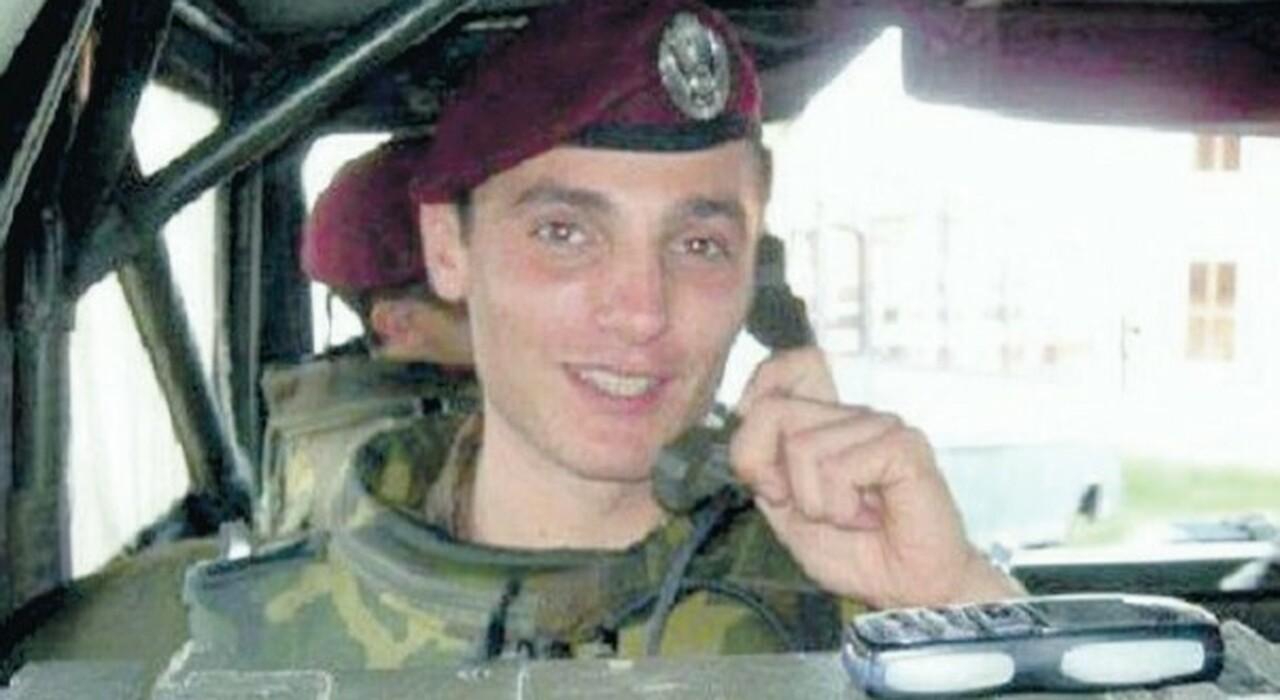 David Tobini, l'ultima verità sul parà ucciso: «Il proiettile era della Nato»