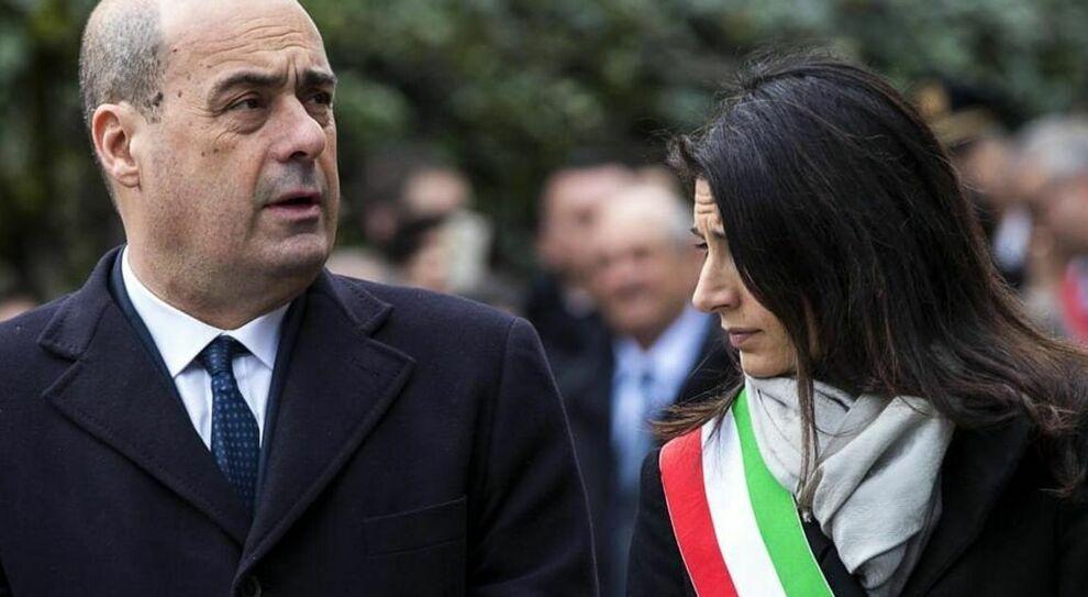 Roma e la finta guerra alla Raggi: accordo Pd-M5S per il Campidoglio