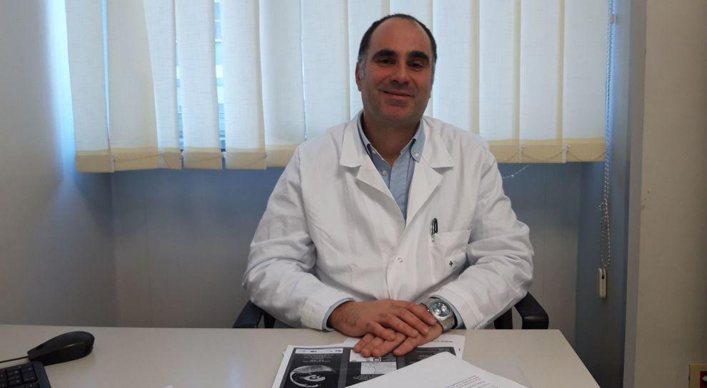 Il neurochirurgo Gianpaolo Petrella