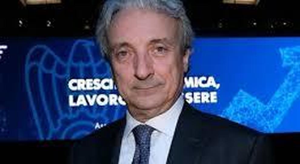 Giuseppe Pasini, presidente di Confindustria Brescia