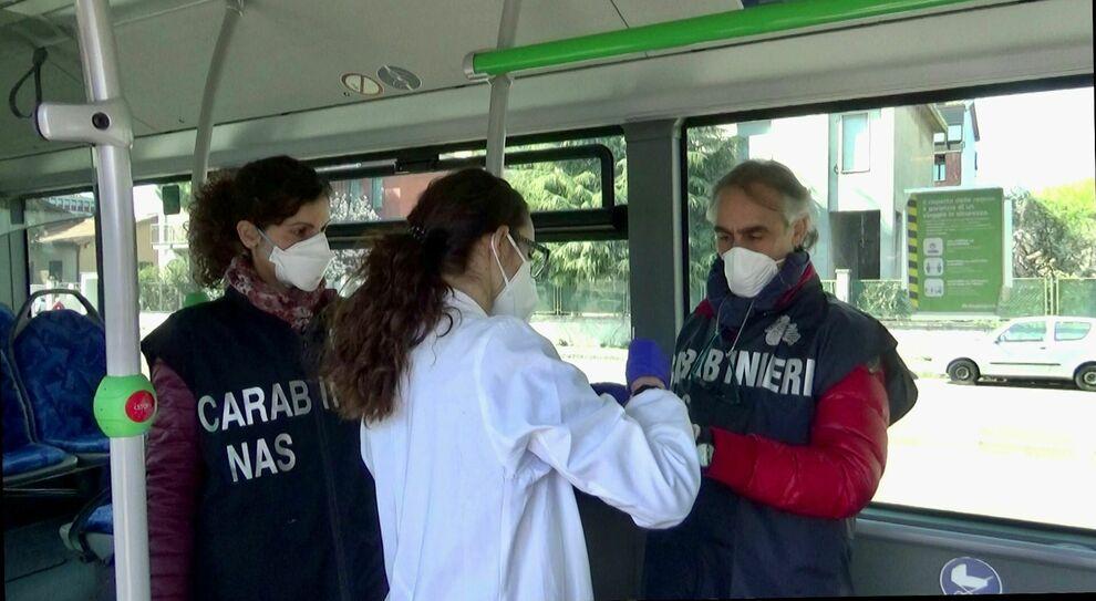 Atac, nuovo allarme dei Nas a Roma: virus anche sui bus sanificati