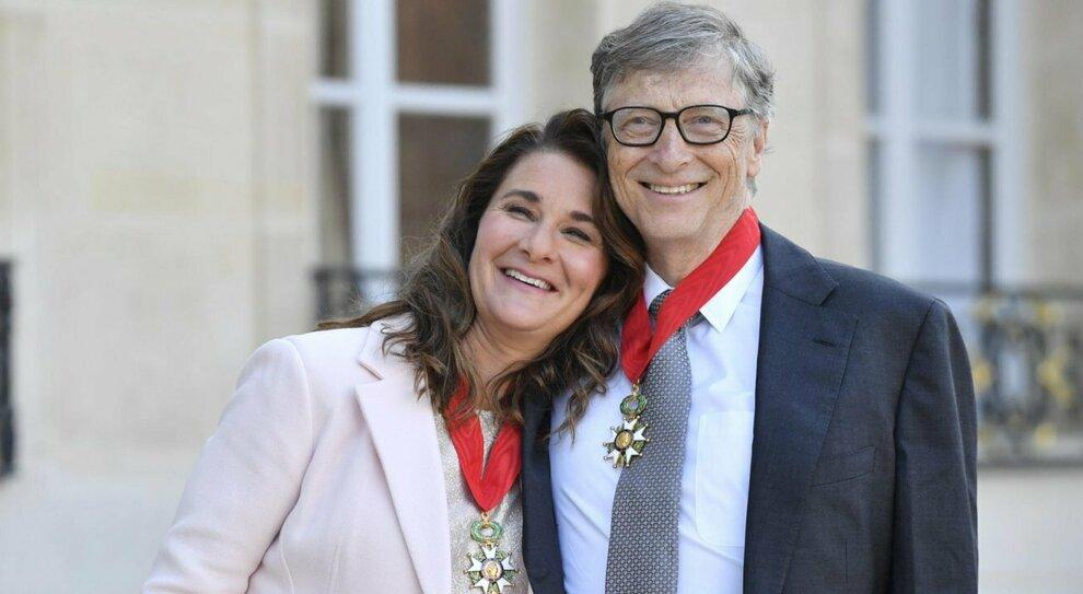 Bill e Melinda, il divorzio degli ex sposi d'America
