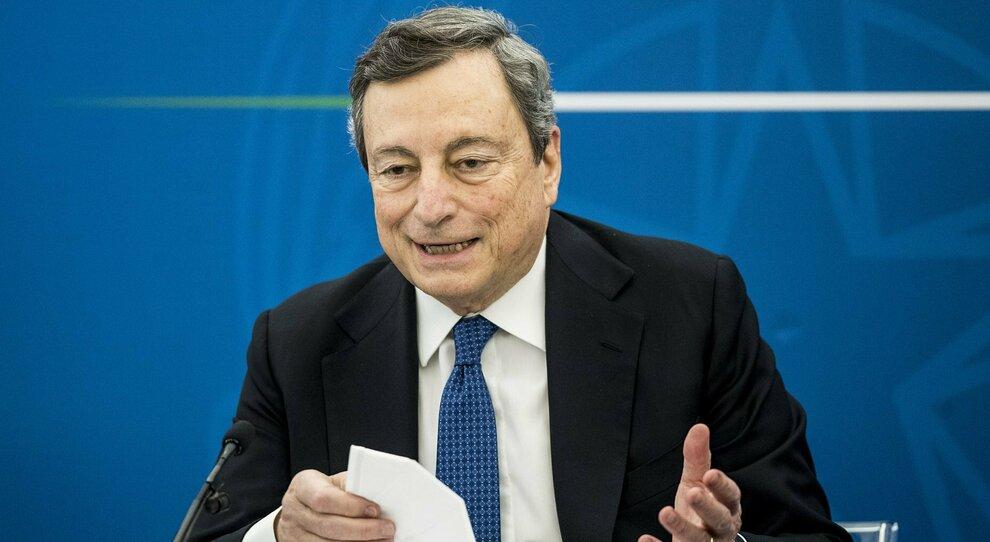 Nuovo decreto, cabina di regia con Draghi e ministri: oggi le nuove misure