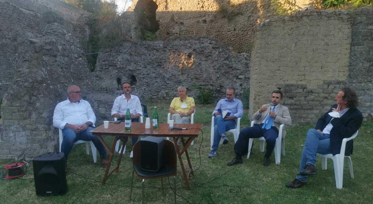 I sindaci dei Castelli che si sono riuniti a Lanuvio
