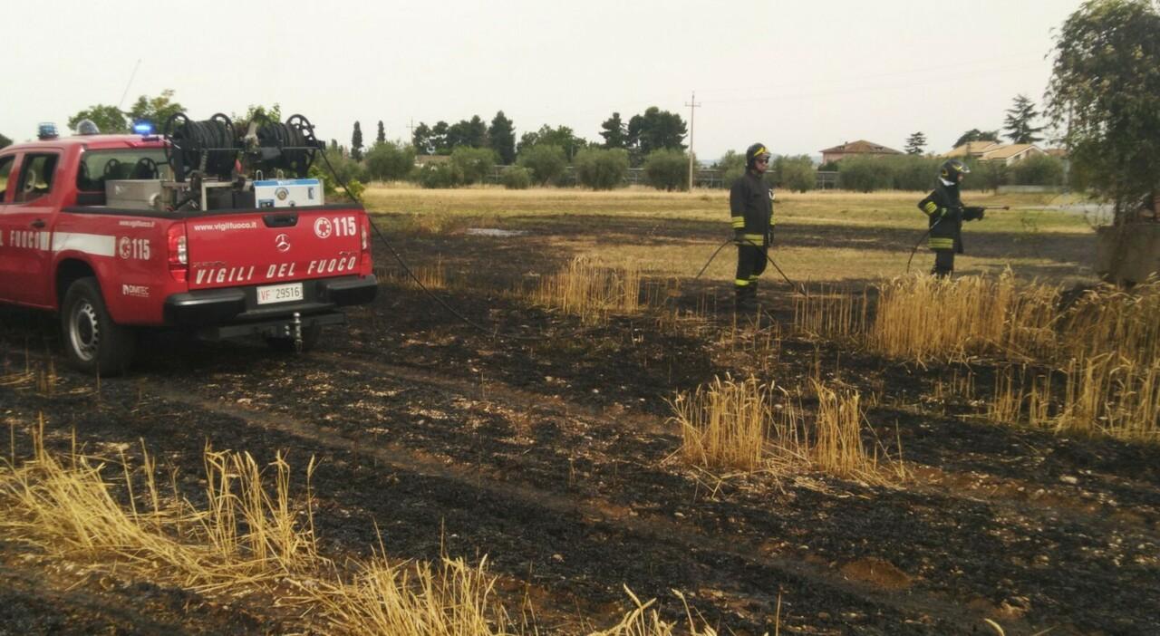 Morta l'albergatrice ustionata dopo aver acceso il fuoco per bruciare resti di potature
