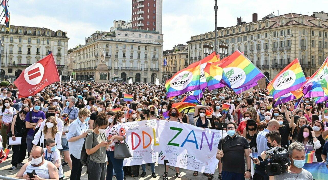 Ddl Zan arriva in aula, ma il governo preme per il rinvio a settembre