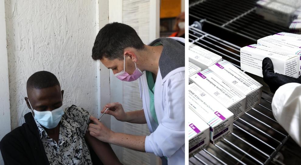 Vaccini, il Sudafrica interrompe il lancio di AstraZeneca: «Risultati deludenti contro le varianti»