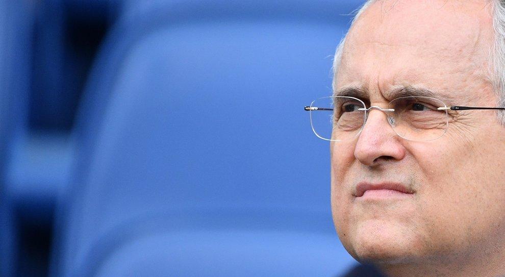 Lotito: «Scudetto Lazio? Tanti fanno il tifo per noi. Milinkovic qui perché si sente importante»