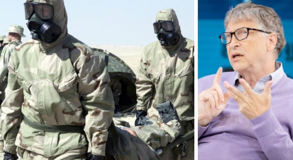 Bill Gates, nuove previsioni di minacce per l'umanità: «Bioterrorismo e cambiamento climatico»