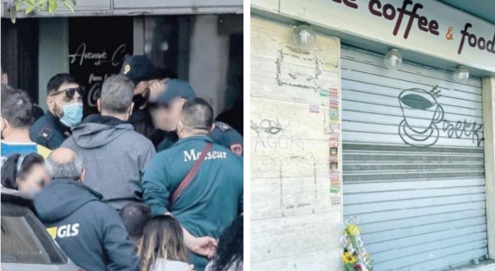 Via Tiburtina, suicida nel suo bar. «Venerdì avrebbe dovuto aprire, si è tolto la vita per i tanti debiti»
