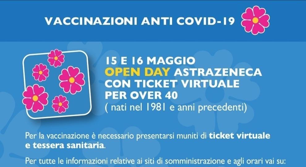 Open day Astrazeneca al via nel Lazio: solo 21mila slot disponibili: ecco come prenotare