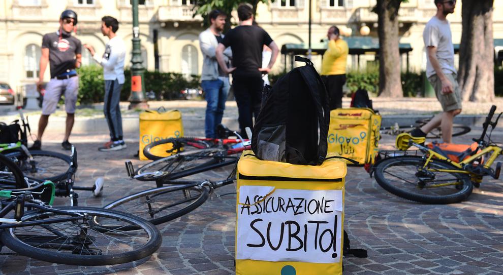 «I rider hanno diritto di ammalarsi», sentenza del Tribunale di Bologna contro l'algoritmo «discriminatorio»