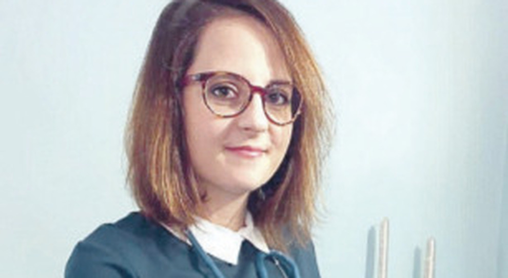 Covid a Roma, la dottoressa Silvia: «Sono incinta e volontaria, non potevo restare a casa»
