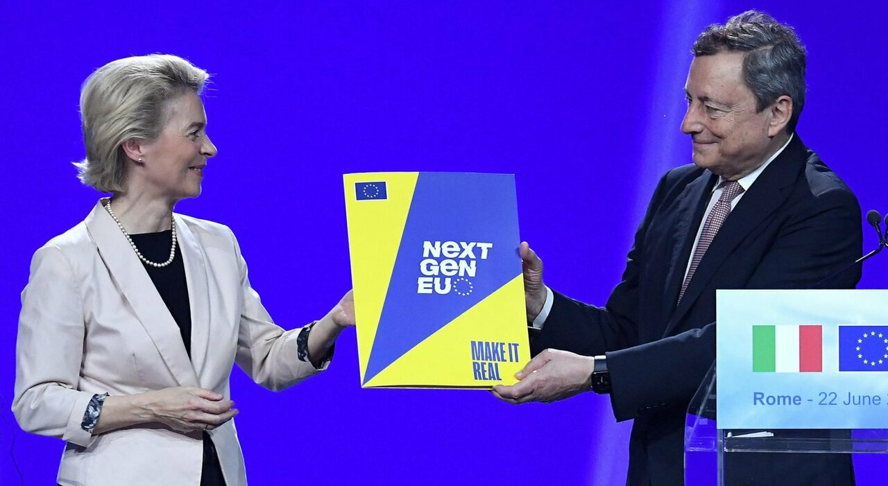 Pnrr, Draghi: «La sfida è spendere con onestà»