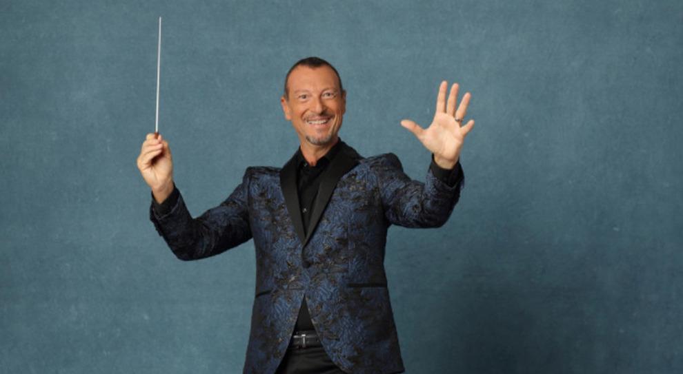 Amadeus: «Sanremo avanti tutta, di sicuro all'Ariston ci sarà il pubblico»