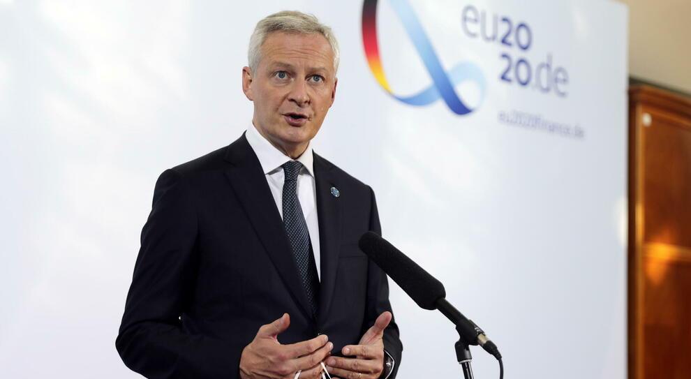 Bruno Le Maire, ministro dell'Economia della Francia: «Un nuovo Patto di stabilità e più investimenti anti-crisi»