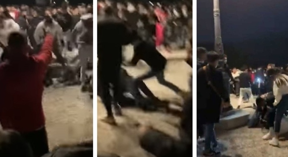 Roma, maxi-rissa tra 400 giovani al Pincio: molti senza mascherine, tensione e carabinieri