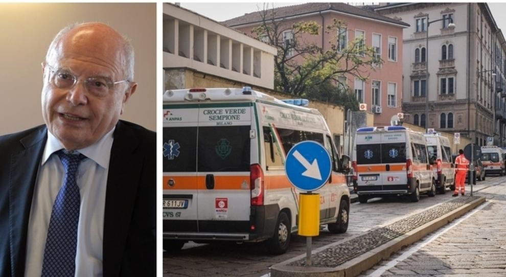 Lockdown, l'infettivologo Galli: «Difficile isolare un'area metropolitana, adesso servono decisioni più radicali»