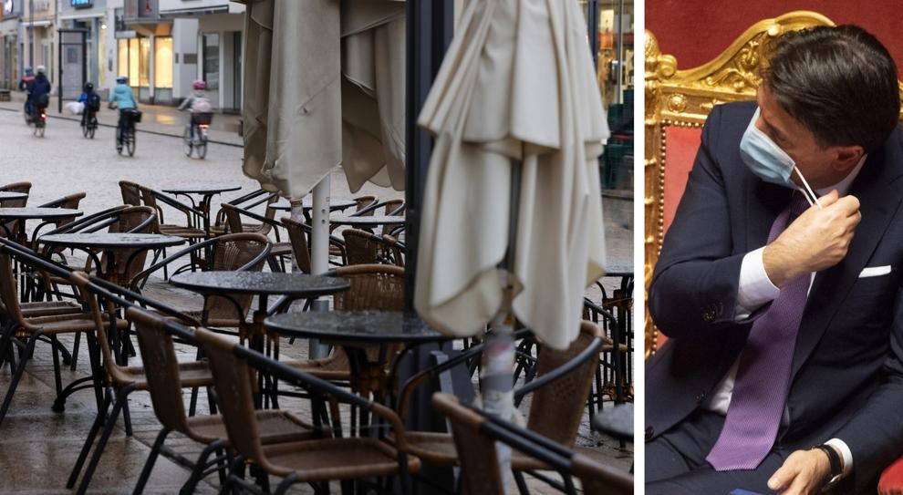 Milano, Napoli, Torino verso il lockdown. E stretta sui negozi